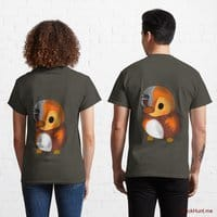 Mechanical Duck Army Classic T-Shirt (Back printed)