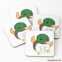 Super duck Coasters (Set of 4)