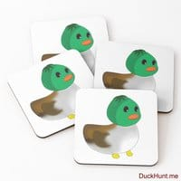 Normal Duck Coasters (Set of 4)