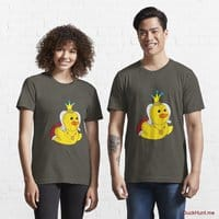 Royal Duck Army Essential T-Shirt (Front printed)