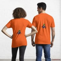 Dead DuckHunt Boss (smokeless) Orange Essential T-Shirt (Back printed)