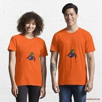 Dead DuckHunt Boss (smokeless) Orange Essential T-Shirt (Front printed)