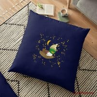 Night Duck Floor Pillow