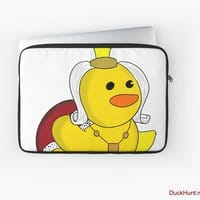 Royal Duck Laptop Sleeve