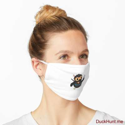 Ninja duck Mask image