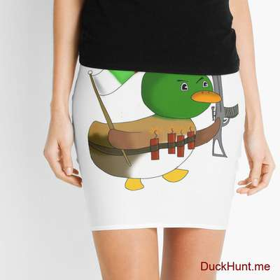 Kamikaze Duck Mini Skirt image