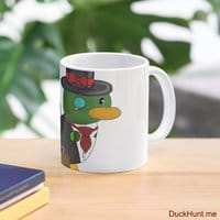 Golden Duck Mug