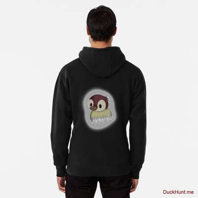 Ghost Duck (foggy) Pullover Hoodie image