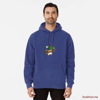 Kamikaze Duck Pullover Hoodie image