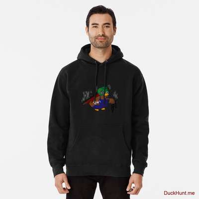 Dead Boss Duck (smoky) Pullover Hoodie image