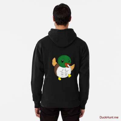 Super duck Pullover Hoodie image