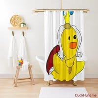 Royal Duck Shower Curtain