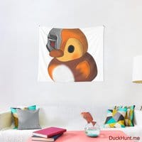 Mechanical Duck Tapestry