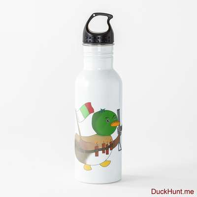 Kamikaze Duck Water Bottle image
