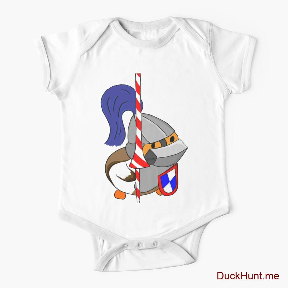 Armored Duck Baby One-Piece