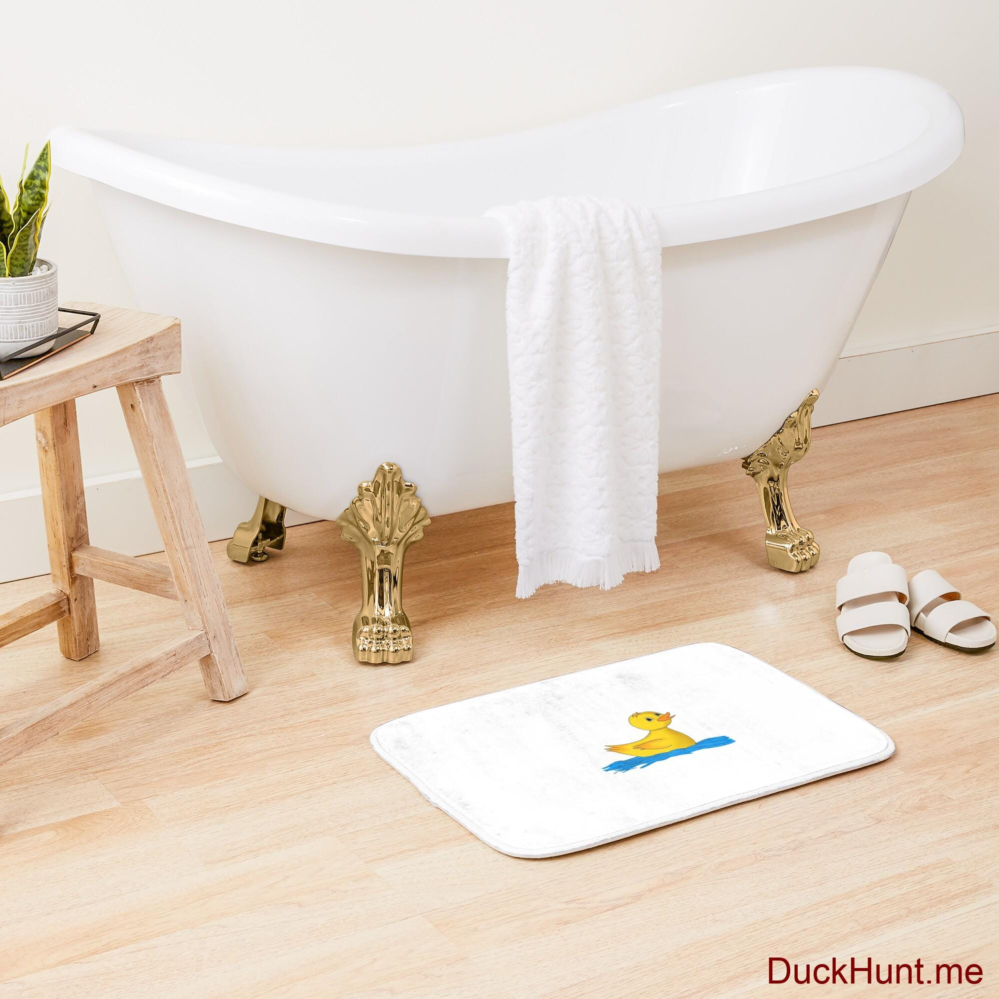 Plastic Duck Bath Mat