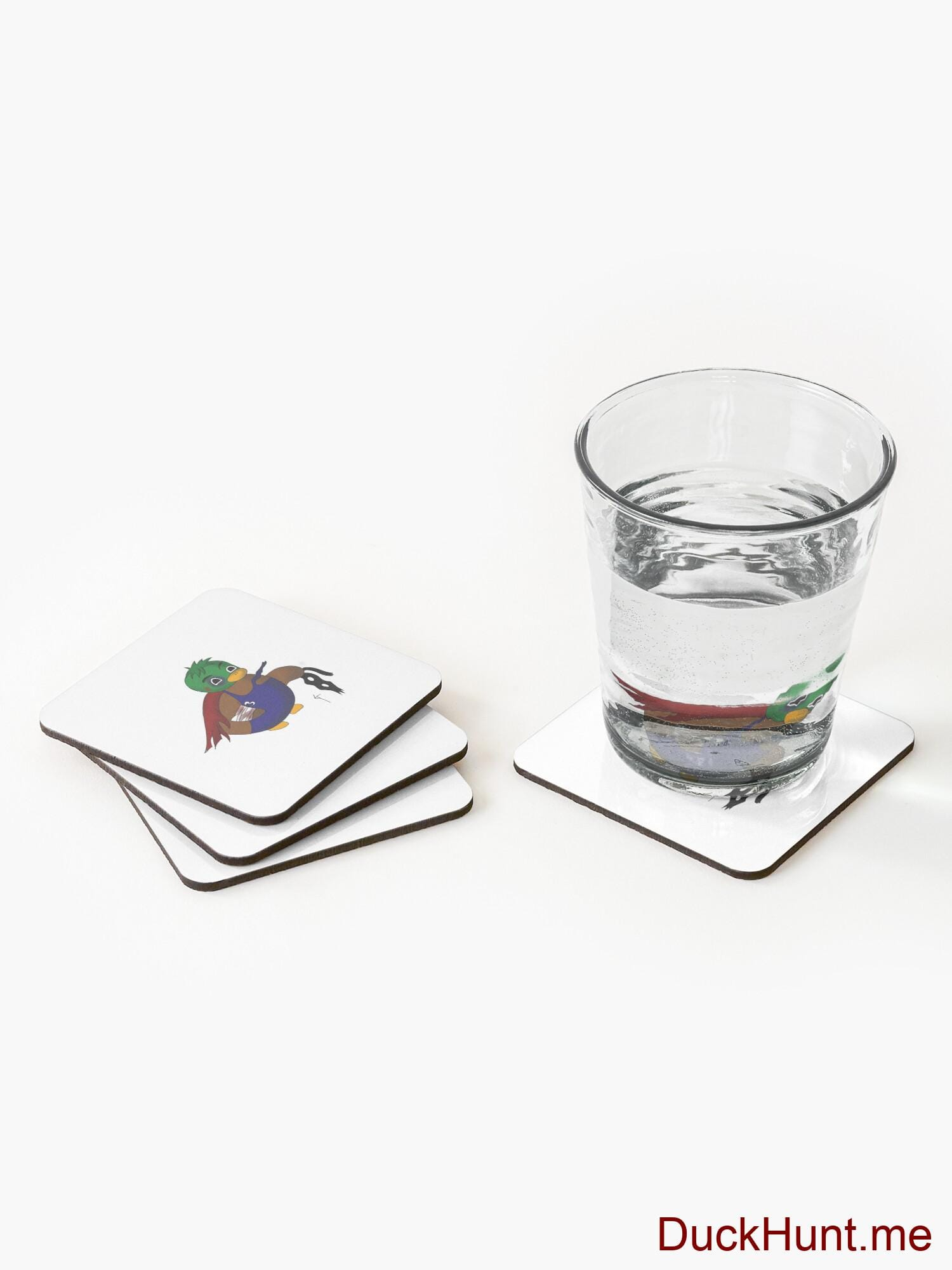 Dead DuckHunt Boss (smokeless) Coasters (Set of 4) alternative image 1
