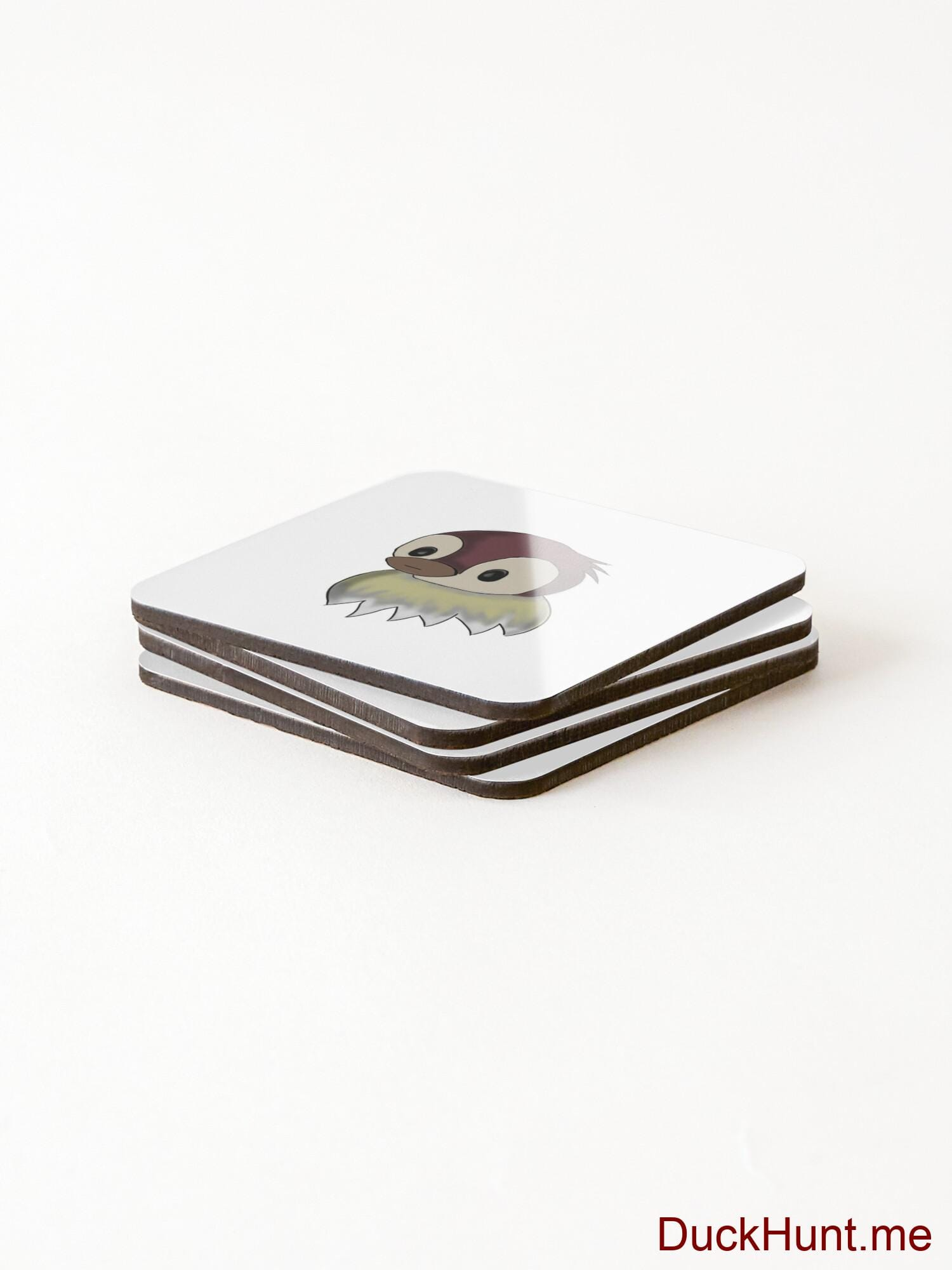 Ghost Duck (fogless) Coasters (Set of 4) alternative image 3