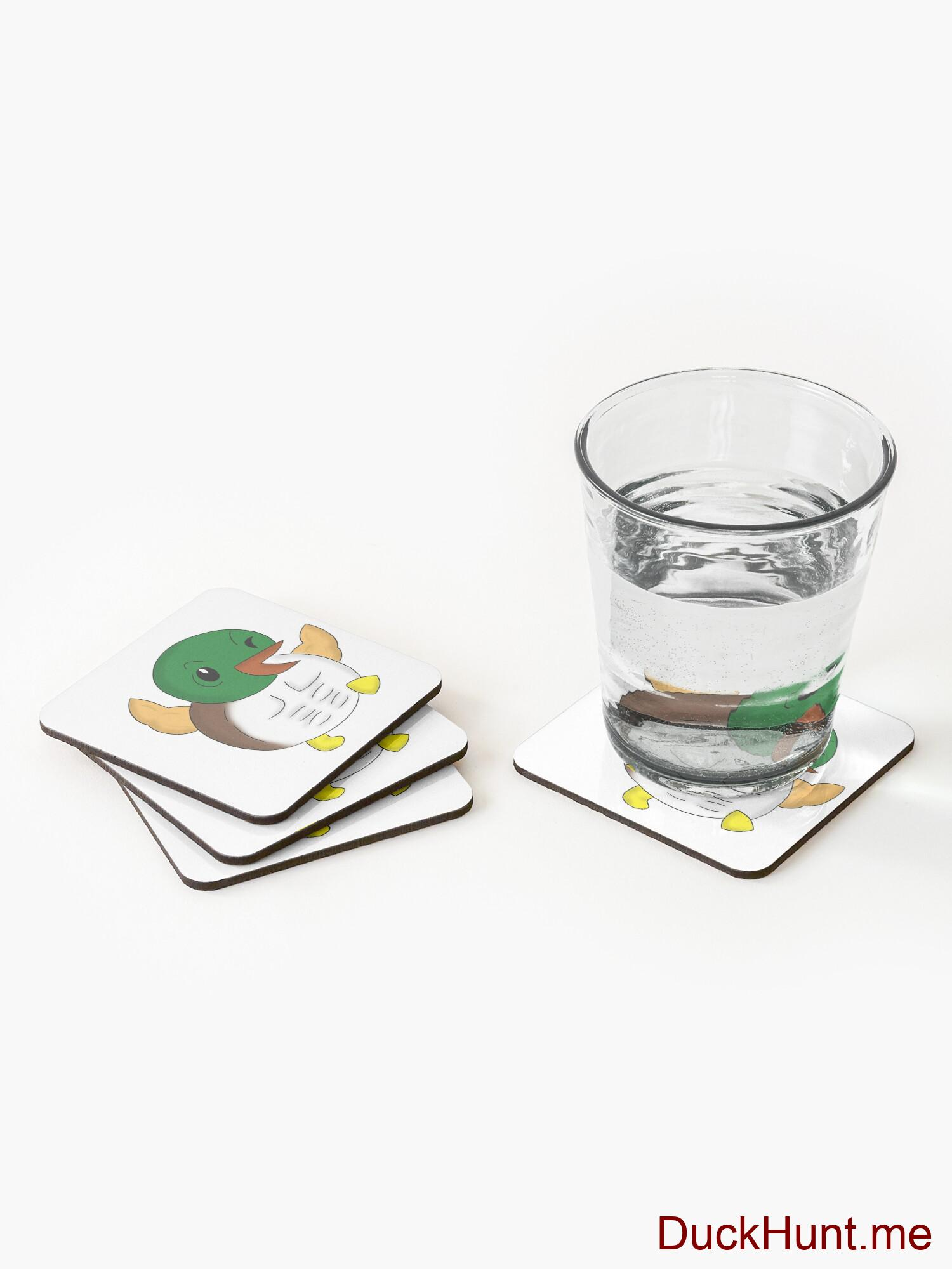 Super duck Coasters (Set of 4) alternative image 1