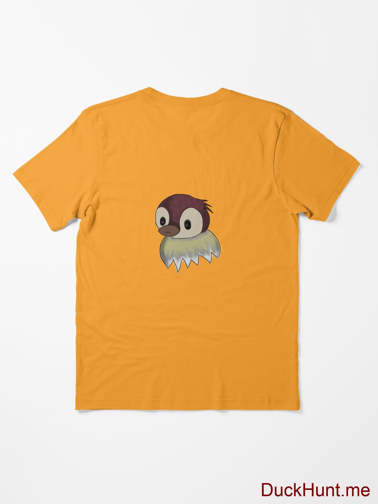Ghost Duck (fogless) Gold Essential T-Shirt (Back printed) alternative image 1