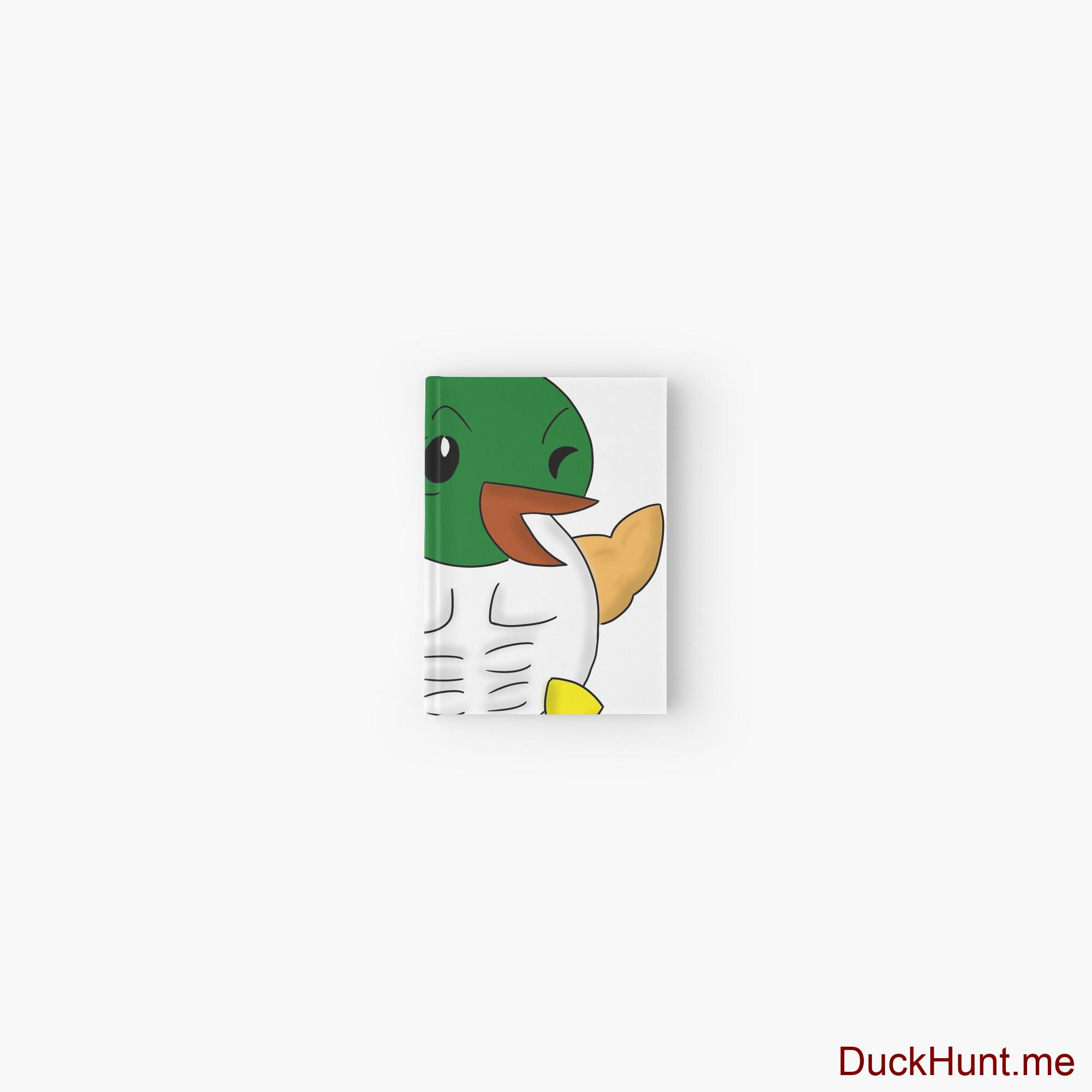 Super duck Hardcover Journal