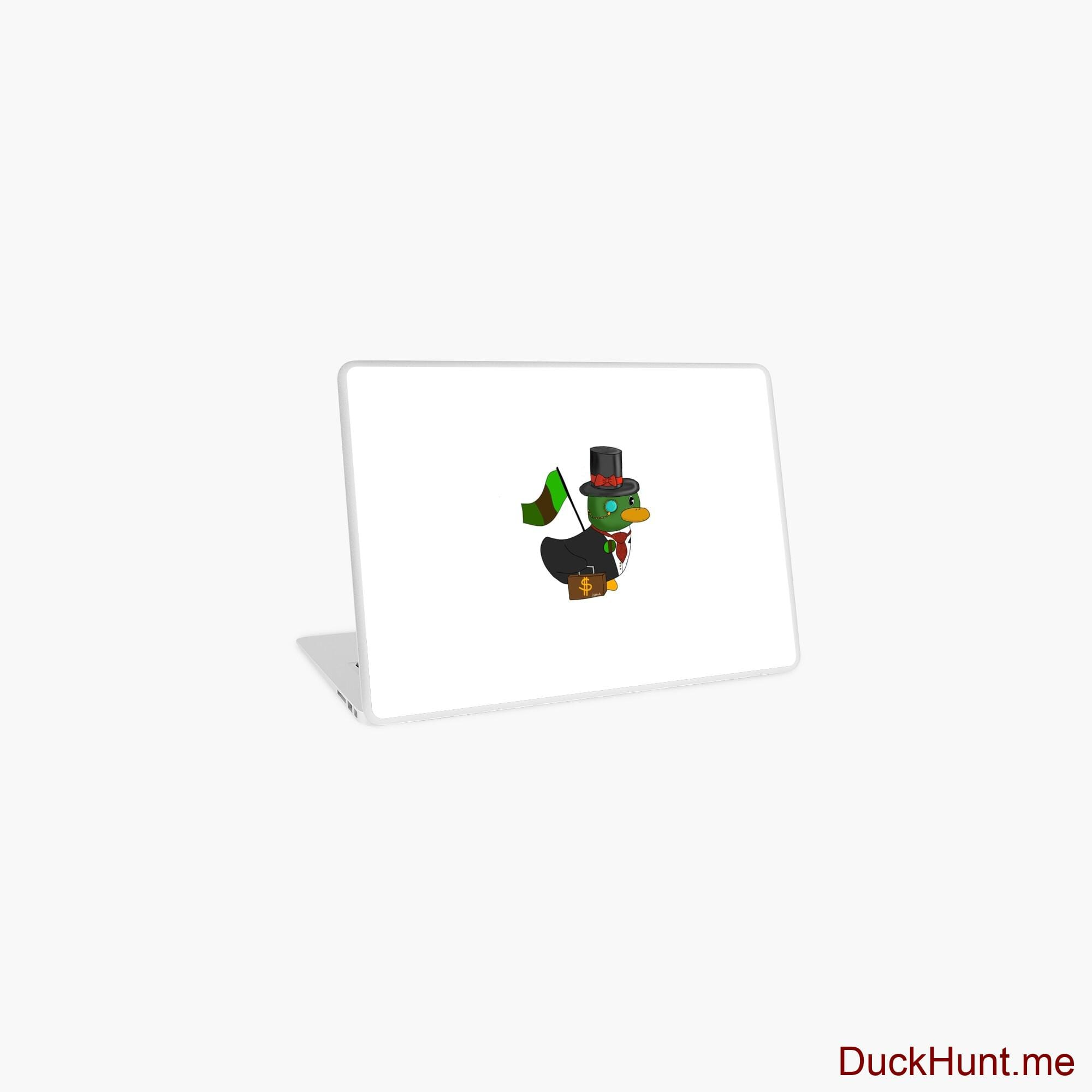 Golden Duck Laptop Skin