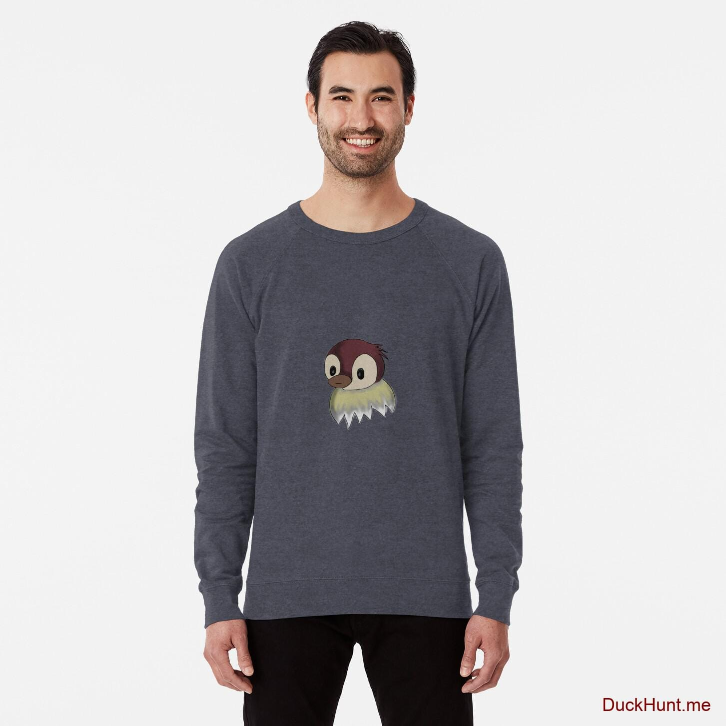 Ghost Duck (fogless) Denim Lightweight Sweatshirt
