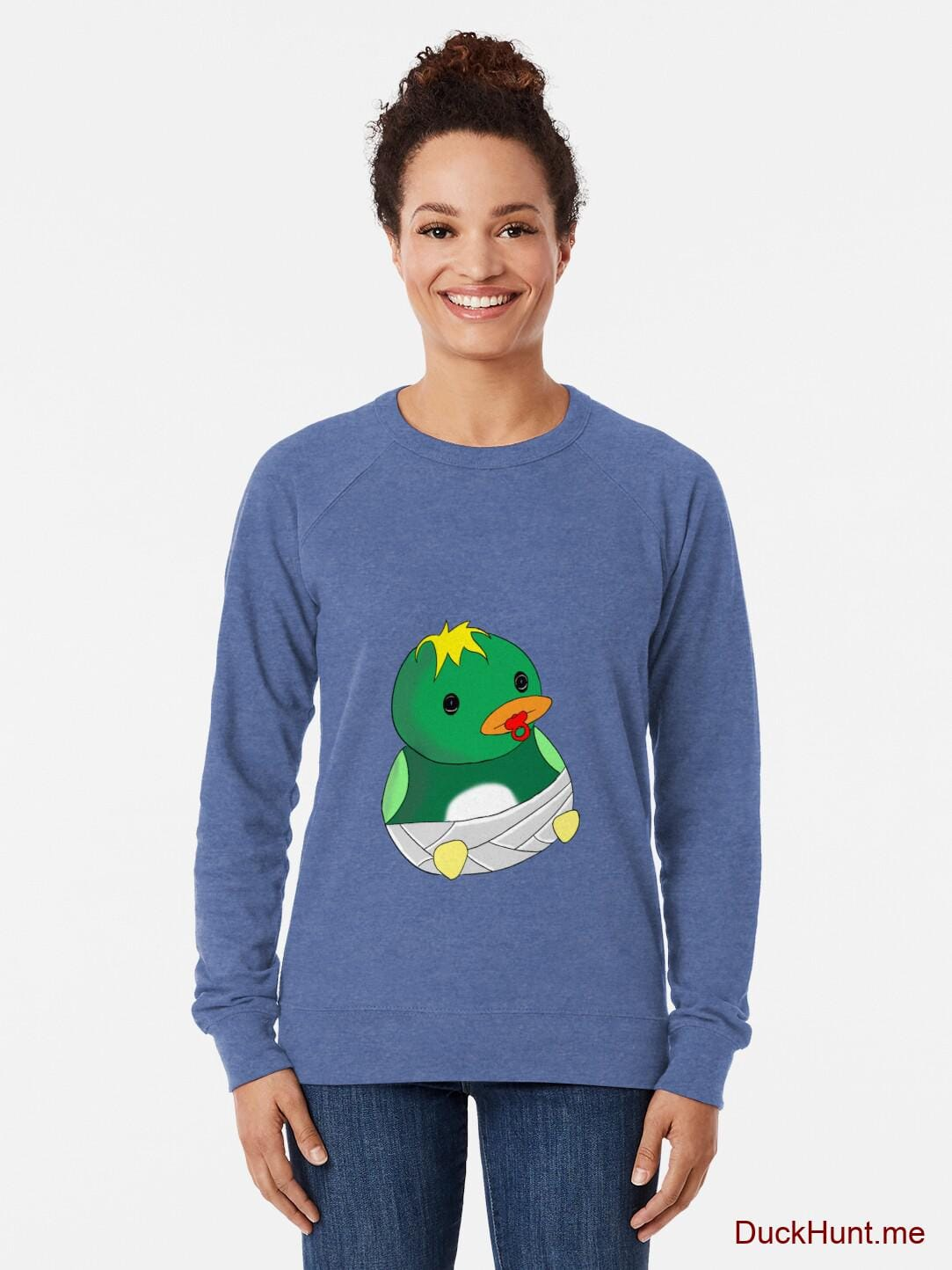 Baby duck Royal Lightweight Sweatshirt alternative image 1