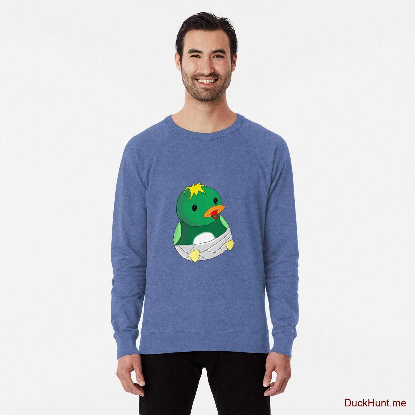 Baby duck Royal Lightweight Sweatshirt