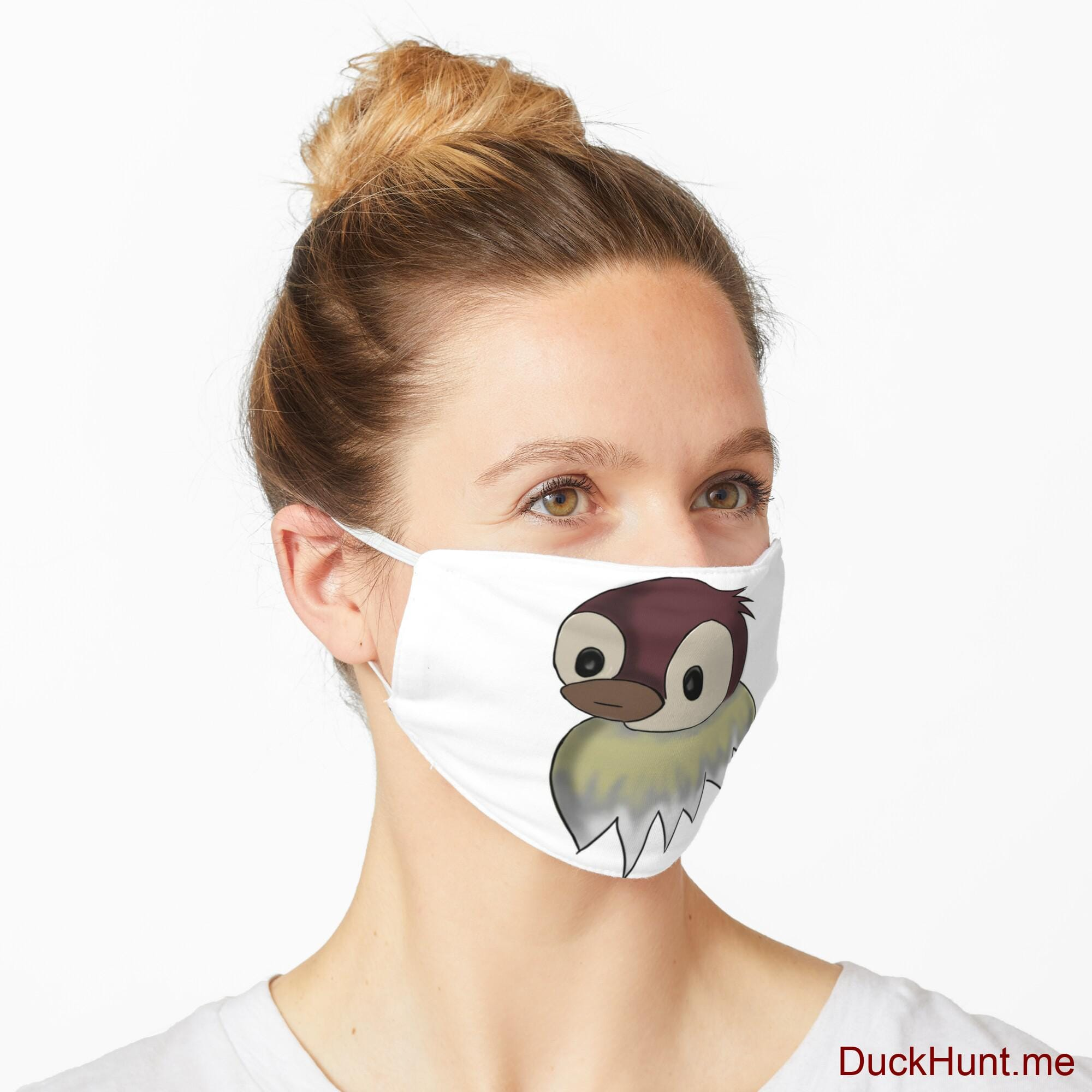 Ghost Duck (fogless) Mask