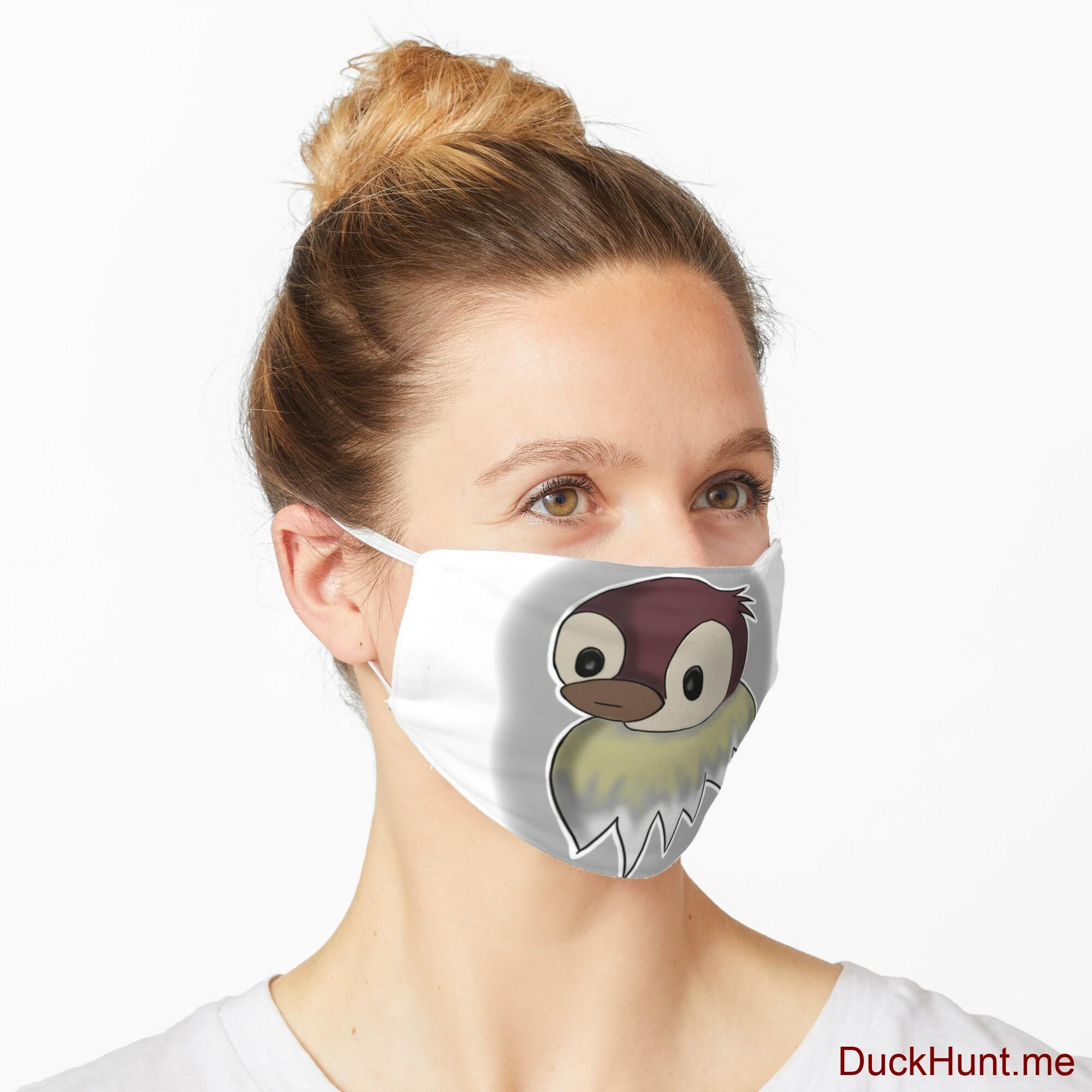 Ghost Duck (foggy) Mask