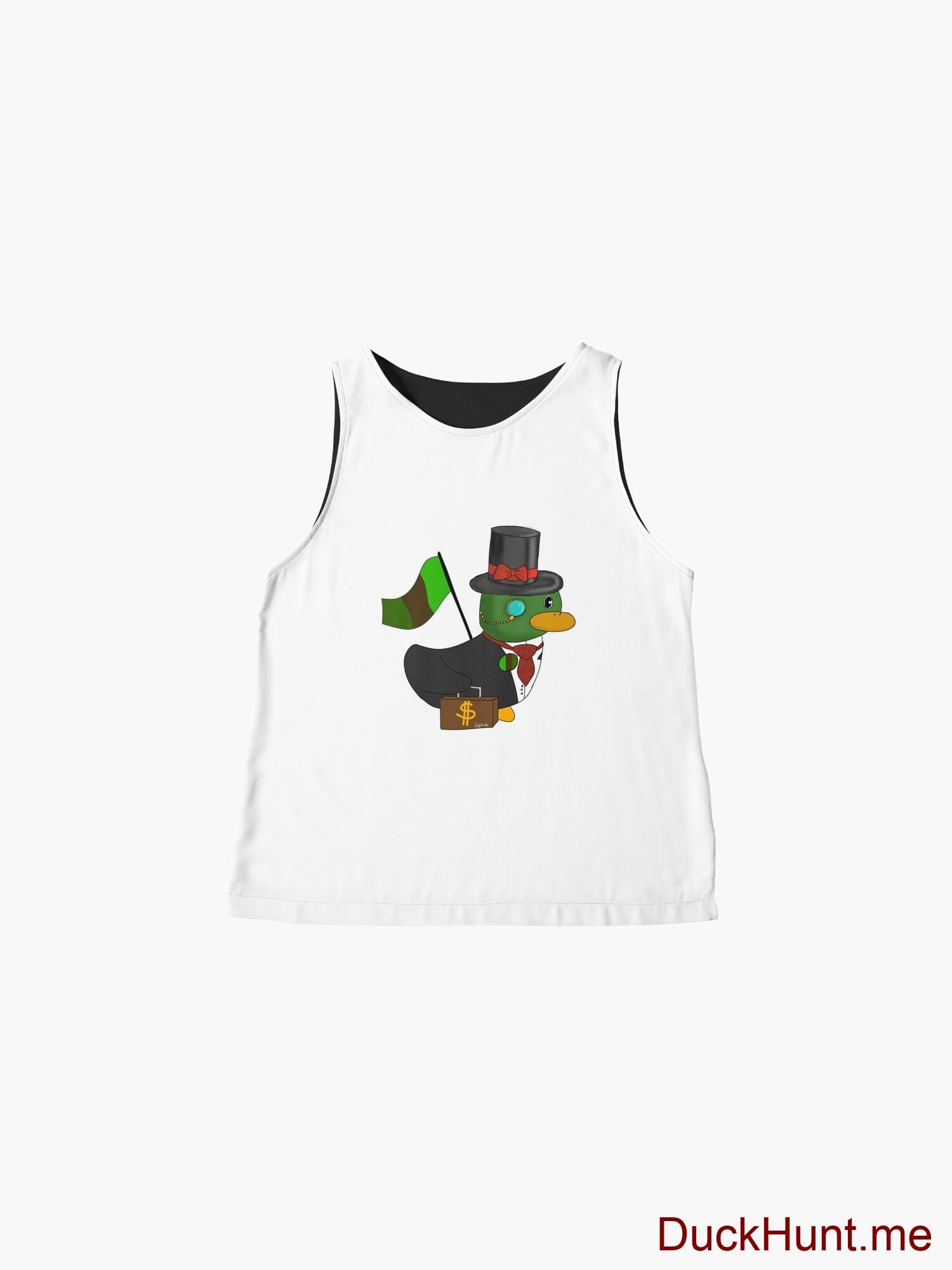 Golden Duck Black Sleeveless Top alternative image 4