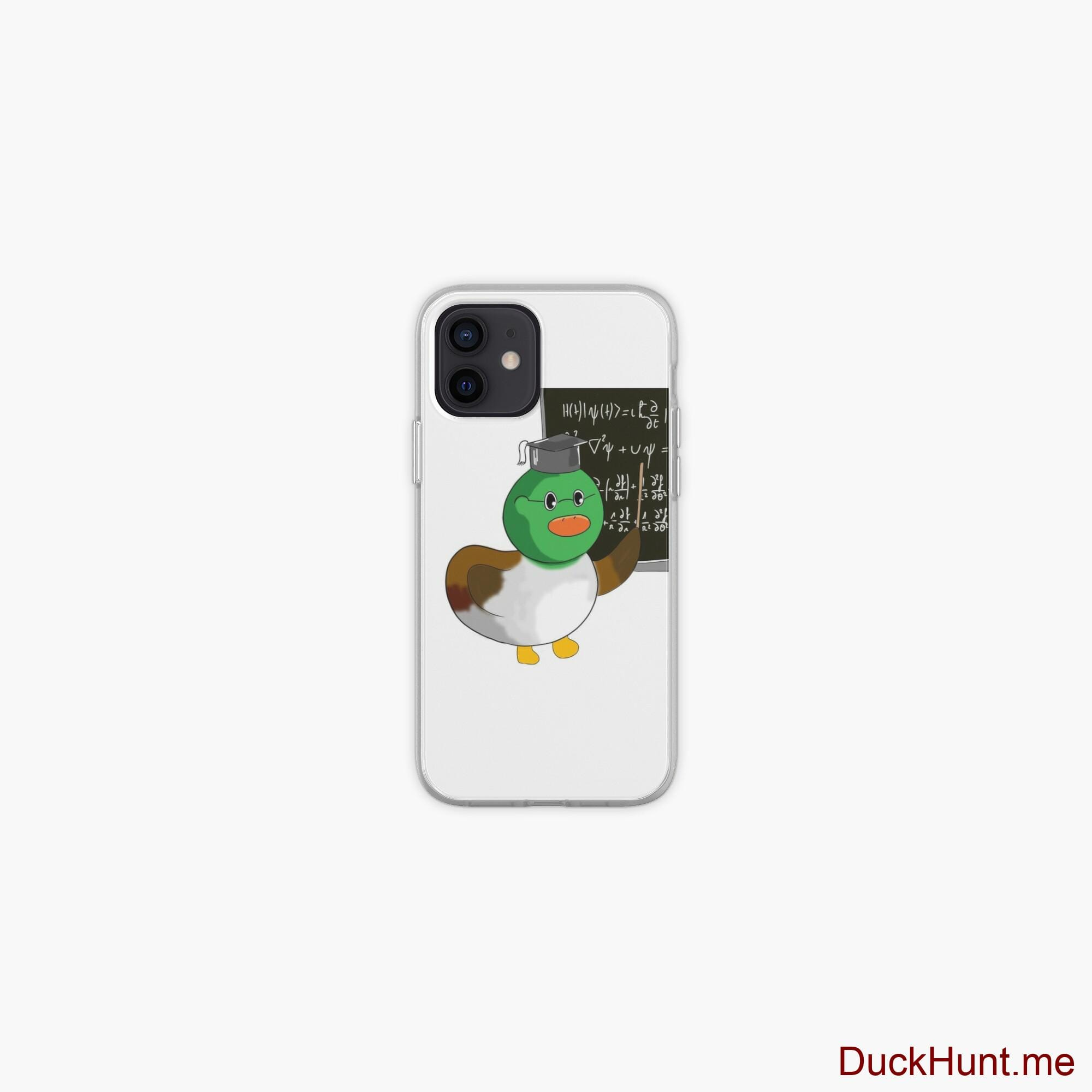 Prof Duck iPhone Case & Cover